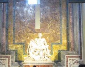 "Michelangelo's ""The Pieta"""