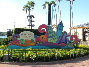 Epcot Food and Wine Festival - 2013